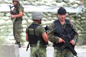 Пост Минобороны Южной Осетии обстрелян со стороны Грузии