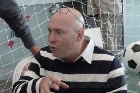 Виктор Сухоруков презентовал «День Зенита»
