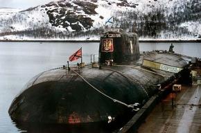 В Петербурге почтят память погибших подводников «Курска»