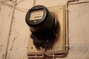 В Петербурге в трех жилых домах отключено электричество