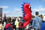 Праздник у «Прибалтийской» запомнился школьникам: Фоторепортаж