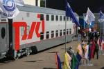 На российских железных дорогах появятся трехэтажные вагоны: Фоторепортаж
