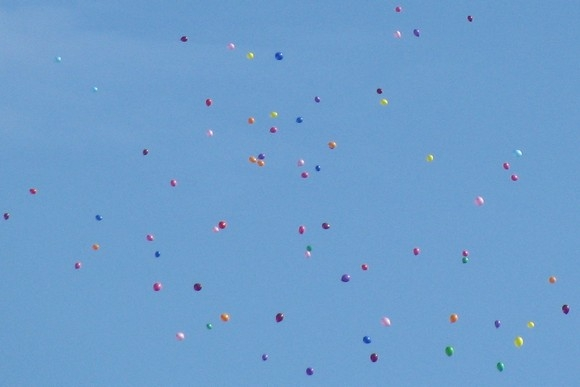 Праздник у «Прибалтийской» запомнился школьникам: Фото