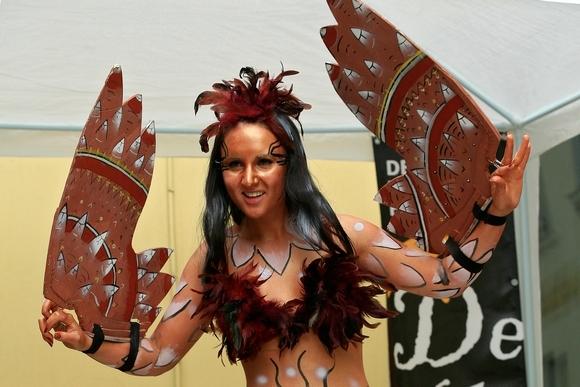 Фестиваль мастеров «ДеЛа'Рук» насолил рынку матрешек: Фото