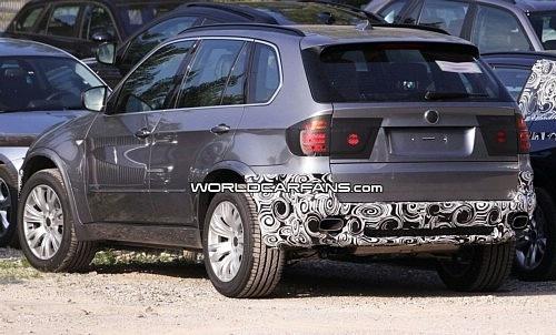 Новая BMW X5 и Ford Fiesta. Шпионские фото: Фото