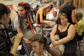 В Петербурге прошел фестиваль красоты
