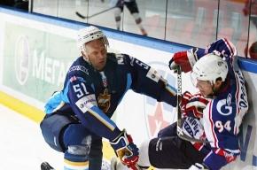 На турнире в Череповце победили «хоккеисты-милиционеры»