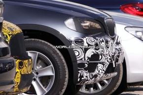 Новая BMW X5 и Ford Fiesta. Шпионские фото