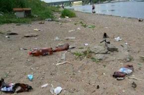 Прокуратура забраковала городские пляжи