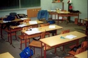 Первая школа закрыта на карантин из-за «свиного» гриппа