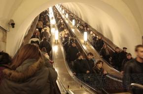Дошкольникам разрешили ездить в петербургском метро бесплатно