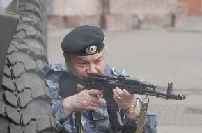 Нургалиев с Матвиенко открыли базу ОМОН в Красном Селе