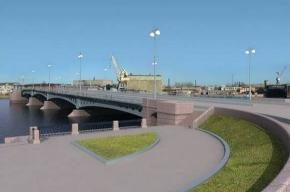 Обнародован проект Ново-Адмиралтейского моста