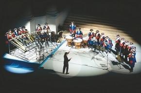 1 октября можно послушать роговой оркестр