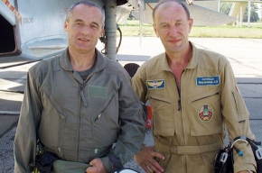 Последние слова летчиков Су-27, разбившихся на авиашоу