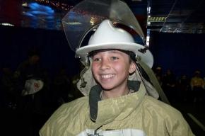 Под Петербургом пройдут соревнования юных пожарных