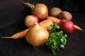 В Петербурге проходят праздники урожая