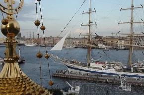 В субботу питерские парусники вернутся в родную гавань