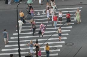 Спецполк обследует дороги, чтобы сделать их безопаснее для пешеходов