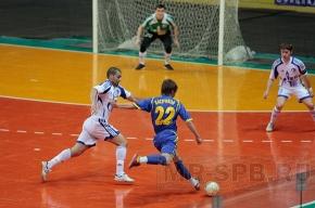 В Петербурге – открытие мини-футбольного сезона