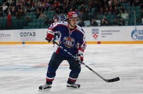 СКА проиграл в Челябинске
