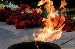 В Верхнем парке Красного села зажгут вечный огонь