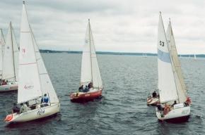 «Драконы» и яхты-крейсера подводят итоги