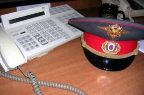 В Петербурге у замначальника УВД угнали служебное авто