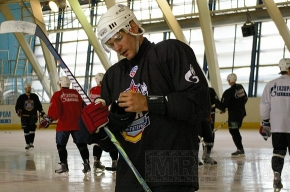 Вчера в Екатеринбурге Алексей Яшин стал мастером спорта СССР