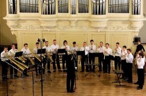 Петербуржцев приглашают посетить роговые концерты