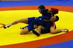 В Петербурге пройдет этап Кубка мира по самбо