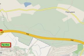 С 1 сентября на участке КАД-Скотное закрылось движение