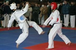 В «Юбилейном» проходит фестиваль боевых искусств
