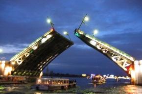 Дворцовый мост сломался