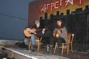 Неформальный рок-клуб поселился на крыше обычной многоэтажки