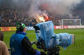 Фотографы не довольны своей работой на матче Россия - Лихтенштейн