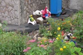 На Морской набережной есть «игрушечный» двор
