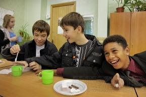 Дети разных народов в одном классе