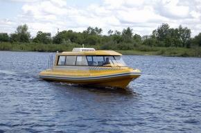 Водное маршрутное такси заработает в 2010 году