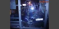 Фоторепортаж: «ДТП: Шкоду отбросило на остановку»