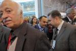 Туристы всех стран собрались в Ленэкспо: Фоторепортаж