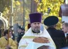 Новый храм на Разливе освятил Патриарх: Фоторепортаж