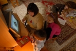 Мой учитель – мама: плюсы и минусы домашнего обучения: Фоторепортаж