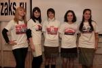 «Мисс Партия» стала девушка с гранатой: Фоторепортаж