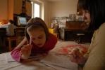 Фоторепортаж: «Мой учитель – мама: плюсы и минусы домашнего обучения»