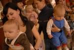 Фоторепортаж: «26 петербурженок кормили грудью по команде»