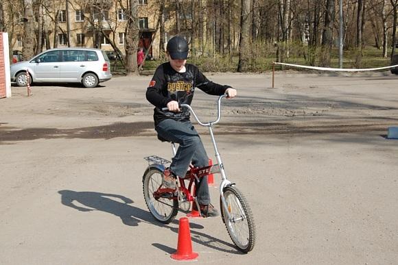 Дети в Московском районе знают правила лучше всех: Фото