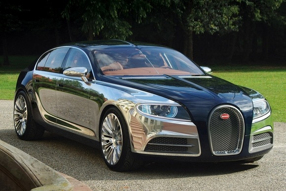 Готовится к выпуску самый дорогой седан в мире: Фото