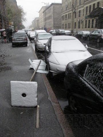 Первый снег - загадывайте желания!: Фото
