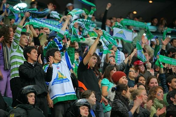 Болельщики СКА участвуют в акции газеты: Фото